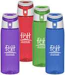 24oz Flip Top Sports Bottles